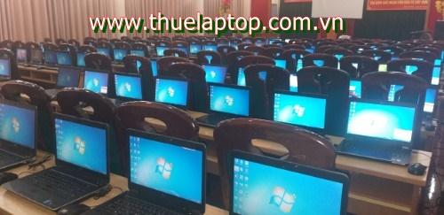 Cho thuê laptop phục vụ kỳ thi tuyển công chức của Tổng cục thuế năm 2020